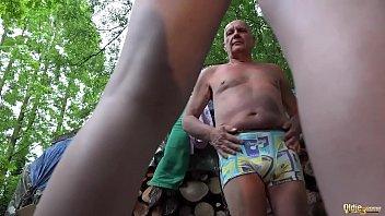old grandpa wank Meninas novinha 9