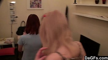 into session turns lesbian massage threesome Torture slave girls