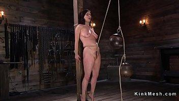 hanging slave tit amateur My sister in bath room hidden cam