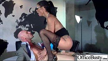 big office girl boobs Skinny little femdom mistress cuckold compilation
