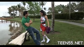 harder rough teen it begs for Ass pressing hot hollywood movie scene