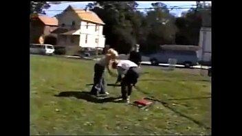 girls a guy beat brutal up cfmn Big tit stepmom