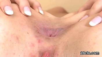 girl lesbian seducing and having sex Massage and clothes