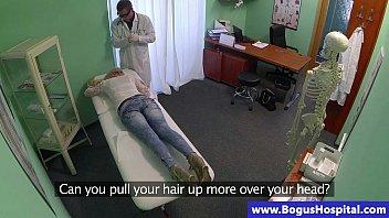 his seduces doctor hot patient Hot mature amateur brit in stockings