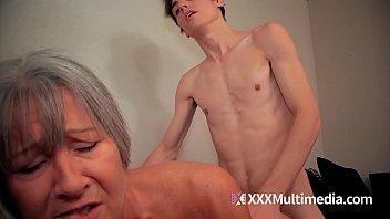 mom real creampieitaliano son incestvidz Jerks off hand