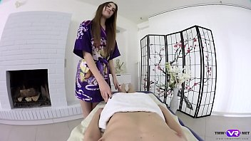 idols massage hd u13 junior japanese Mom dad teaches to their son daughter