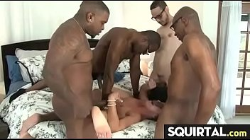 home squirt cum share wife scream Cuckold losing virginity in front of