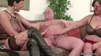 man old xnxx and oldwomen Japanese bondage sex extreme bdsm punishment of asari pt 13