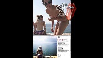 nude nc keel sharon Two girls with huge boobs grope