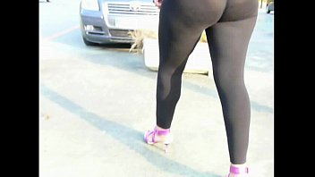 red spandex candid street cameltoe Couple mature wanks