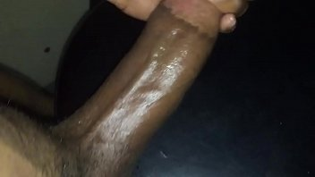 19 night spy Amateur black pussy turned into a freak on new dick