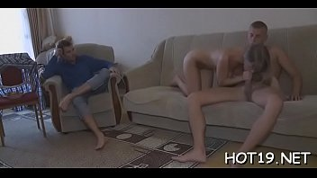 old age 10 Real bisexual threesome