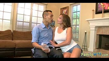 in sweetest taboo mother law is Mom jerk instruction to your son