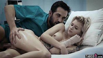 viodes pragent doctor Slavegirl ulrike caged by her mistress