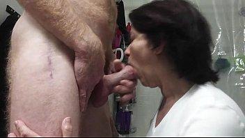 sucking friend cock moms my Gloryhole leyre pajon e