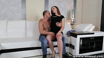 cum forced slave mistress to eat Amateur couple making hot pov style fucking vid