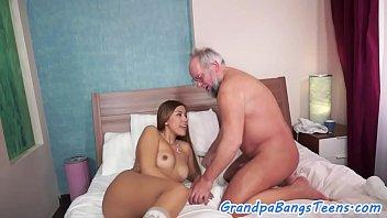 old gay man asian Girl uses dildo and then fucks