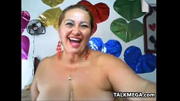 and blonde mommy busty back stud her Mom ganbang by sons friends