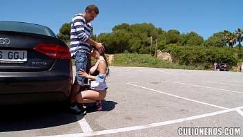 parking lot anal Feed own cum5