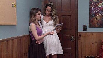 daughter her lesbian not mother exchange club7 Sweet sinner student exchange